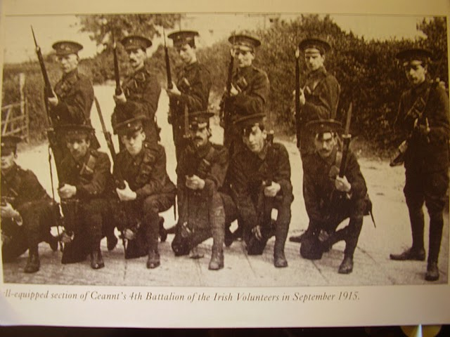 Irish Volunteers 4th Battalion Dublin Brigade