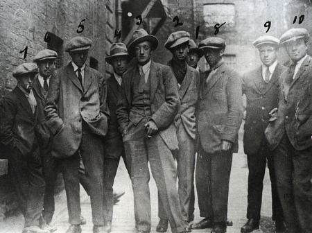 The Cairo Gang provided information to the British on the activities of the Irish Republican Army. Most were assassinated on 21 November 1920