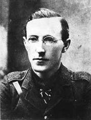 Liam Lynch, Republican Chief of Staff, killed in April 1923