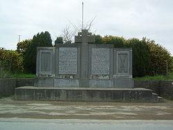 Crossbarry Memorial, Crossbarry, County Cork