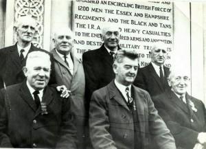 Tom Barry & Comrades