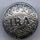 Irish American Fenian Tunic Button
