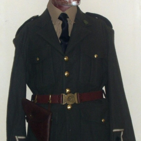 Irish Volunteers Officers Uniform