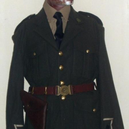 Irish Volunteers Officers Uniform