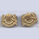Irish Army Cavalry Corps Badges