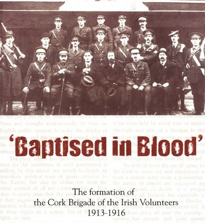 Baptised in Blood By Gerry White & Brendan O' Shea