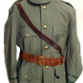 Irish National Army Free State Uniform and Cap