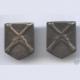 Irish Army Infantry Collar Badges