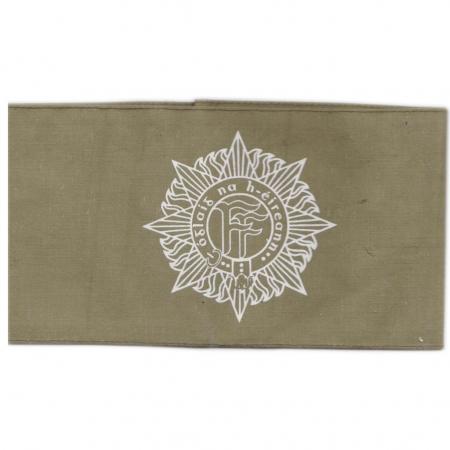 Irish Army Oglaigh na h-Eireann Armband