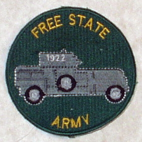 Irish Free State Army 1922 Patch