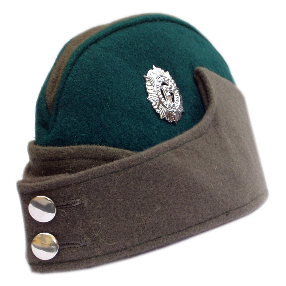 a4e989f4af ... Irish Army Volunteers Side Cap. Free Shipping Worldwide
