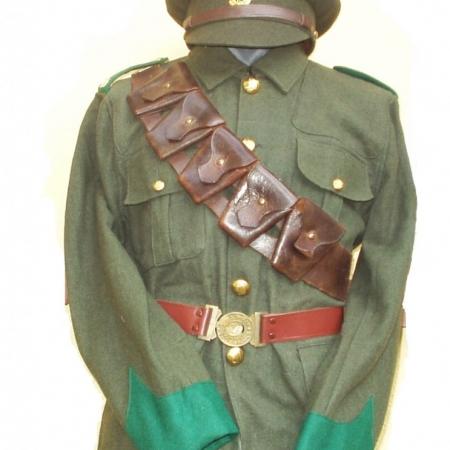 Reproduction 1916 Rising Enlisted Man Irish Volunteers Uniform