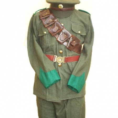 Reproduction 1916 Rising Enlisted Man Irish Volunteers Uniform