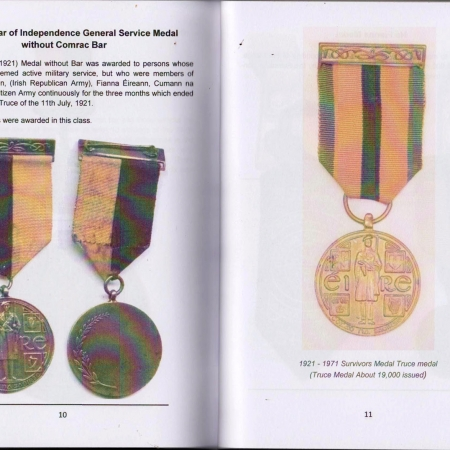 Irish Volunteers Medals, Badges, Uniforms & Equipment 1913-1923