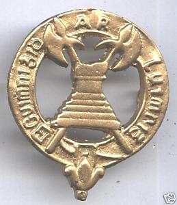Limerick Cap Badge