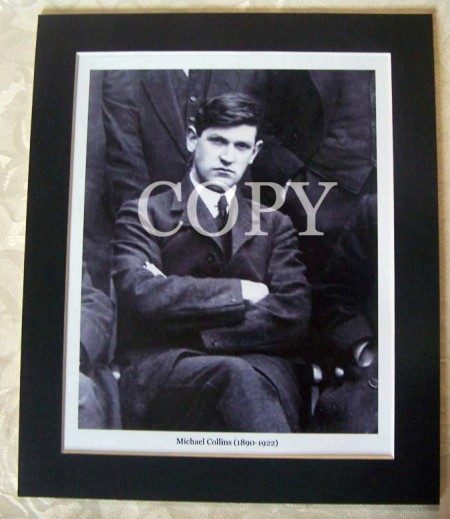 Michael Collins photograph