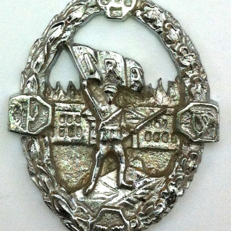 Prisoner Dependents Fund Badge