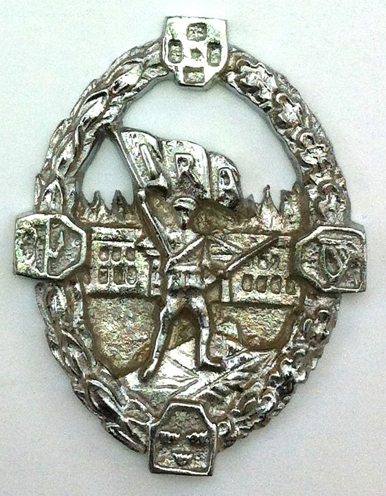 160a73ced0 ... Irish Republican Army Prisoner Dependents Fund Badge. Prisoner  Dependents Fund Badge