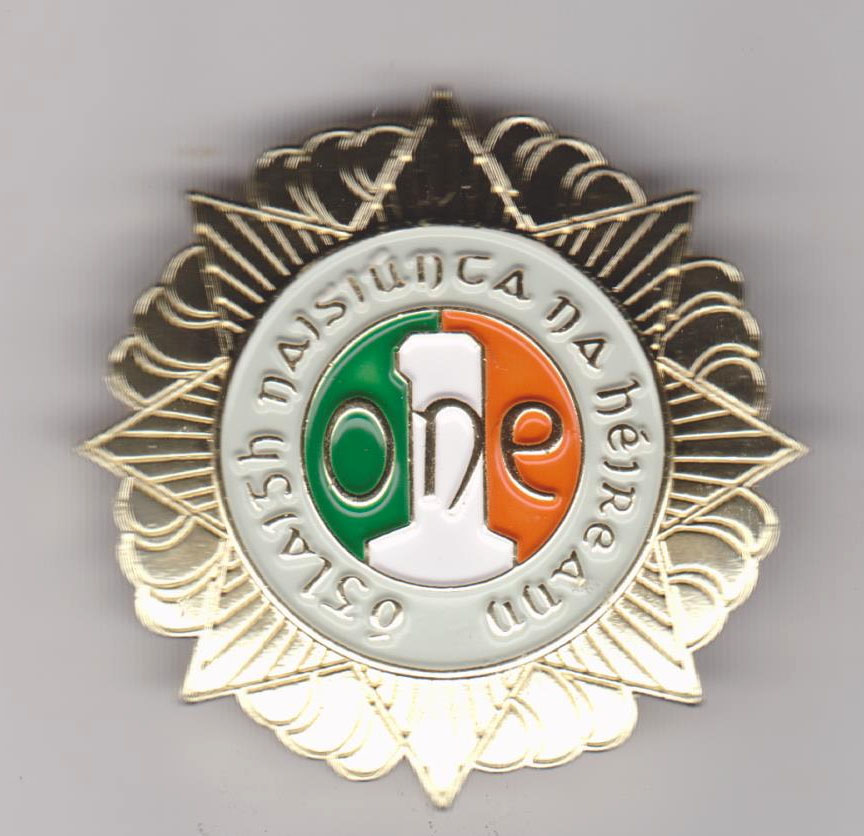 e45fa6c5cc Irish Army Veterans Cap Badge O.N.E – The Irish War