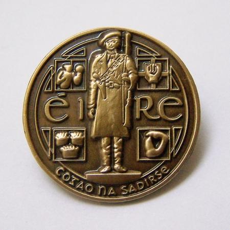 IRA Badge 1921