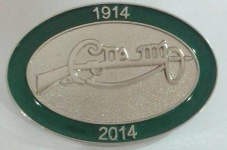 cumman na mban badge 1914