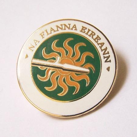 na fianna eireann badge 22