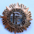 dublin brigade cap badge