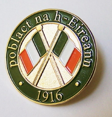 1916 Rising Badge 11