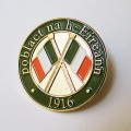 1916 Rising Badge