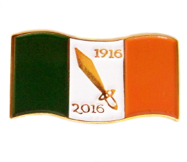 1916 rising badge ireland