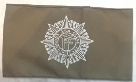 dublin brigade Irish volunteers armband 11