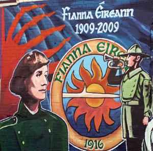 fianna-c3a9ireann-wall-mural