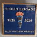 1916 rising dublin badge 2
