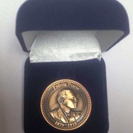padraig pearse medallion