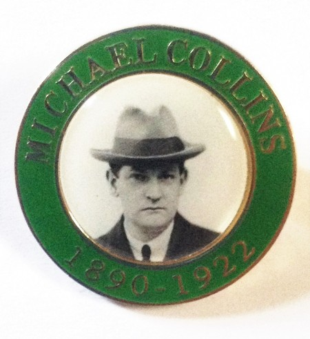 michael collins badge 22