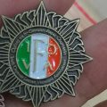 irish army badge 762l